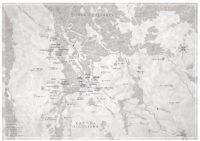 Mapa Ossian