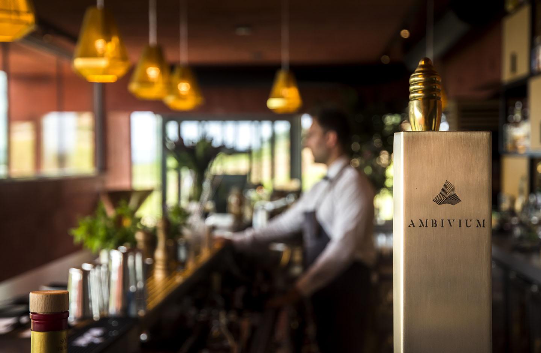 Barra restaurante Ambivium