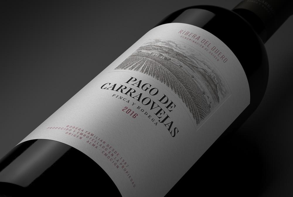 Botella Pago de Carraovejas